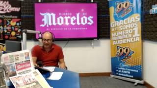 DIARIO DE MORELOS INFORMA - 1PM MARTES 2...