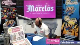 DIARIO DE MORELOS INFORMA A LAS 1PM JUEV...