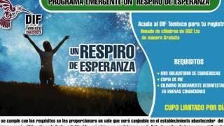 Ofrece DIF Temixco oxígeno gratis para enfermos de COVID19 2
