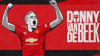 Refuerzo de lujo: Van de Beek al Manchester United 2