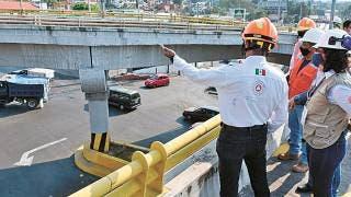 Descartan riesgo estructural de distribuidor de Buenavista 2