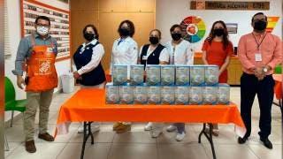 The Home Depot dona $66 MDP a 415 instituciones de asistencia social en México 2