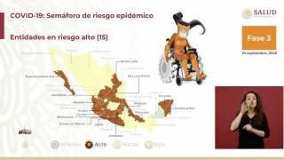 Morelos se queda en semáforo amarillo otras dos semanas por COVID-19 2