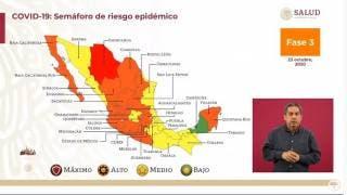 Morelos conserva el semáforo amarillo COVID-19 por 2 semanas más  2