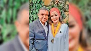 Desde el otro lado  del Río Bravo: Elsa Aguirre  es galardonada 2