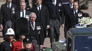 Despiden a Felipe de Edimburgo con funeral íntimo y mil...