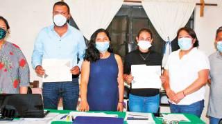 Consigue Celso Nieto la reelección en Coatlán del Río 2