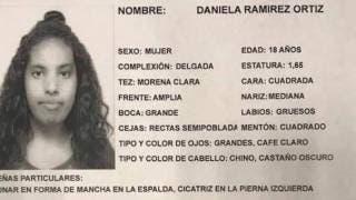 Familiares aseguran restos son de Daniela, pero autoridad pide esperar a análisis de ADN 2