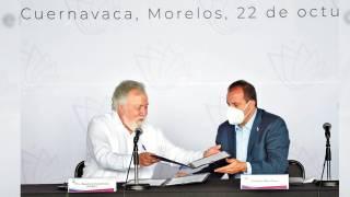 Refrenda Morelos respeto a Derechos Humanos; firma convenio con Segob 2