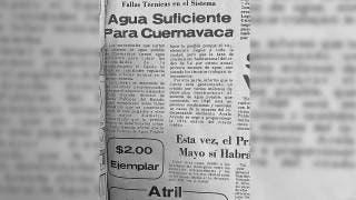 Desperdicio de agua en Cuernavaca, por tuberías viejas: SAPAC 2