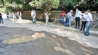 Proyecta Ejecutivo estatal rehabilitación de calles en cuatro colonias de Cuernavaca