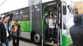 Ventajas. El proyecto traerá beneficios como la reducción de los niveles de contaminación y el reordenamiento de las rutas