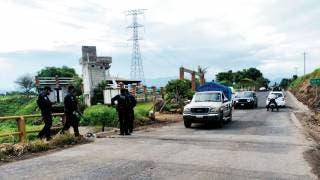 Hallan restos humanos dentro de un tambo en Yecapixtla Morelos 2