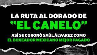 """""""El Canelo"""" Álvarez, referente mexicano en el boxeo mundial 2"""