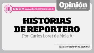 Historias de reportero: AMLO, el científico 2