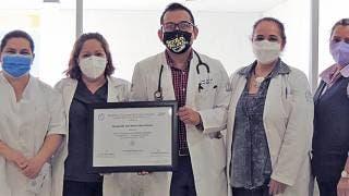 Reconocen al Hospital del Niño Morelense como Centro Designado de Cuidados Paliativos