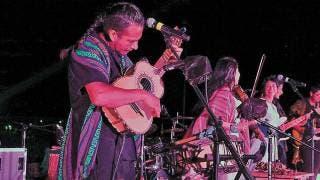 Recibe CCT a la primavera con un concierto a cargo del grupo Huitzillin 2