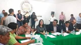 Cambian ediles Comité Técnico en el Idefomm 2