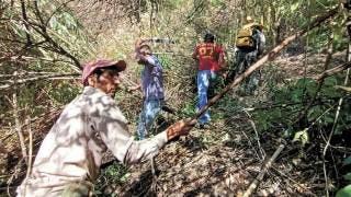 Contienen brigadas fuego en Cuernavaca 2