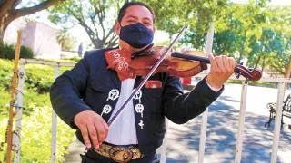 """Día del Mariachi: """"Éramos 28 grupos de mariachi, quedamos seis"""", dice Jesús Bustos 2"""