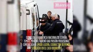 Juez en España dicta prisión preventiva...