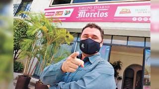 Juan Manuel celebra Día del Maestro en Morelos