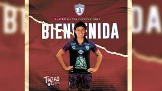 Lucero ya es de Pachuca 2