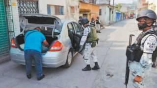 Marina y Ejército, a las calles del país, por decreto de AMLO 2