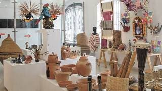 Incluye MMAPO venta de artesanías 2