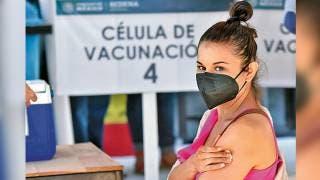 Advierten que vacuna no evita COVID19 2