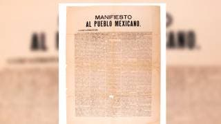 Manifiesto al Pueblo Mexicano de Zapata