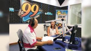 Coordinadora de campaña de José A. Meade dice que debate permitió ver quién tiene las propuestas
