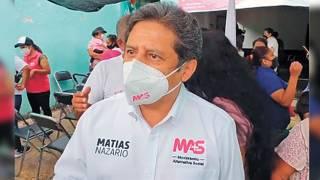 Denuncia Matías Nazario guerra sucia contra MAS en Morelos 2