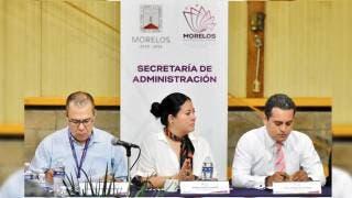 Recorre Mirna Zavala los archivos del Poder Ejecutivo 2