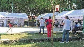 Operan 8 módulos de pruebas COVID en Morelos 2