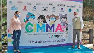 Inicia en Morelos Cumbre Infantil de Medio Ambiente 2