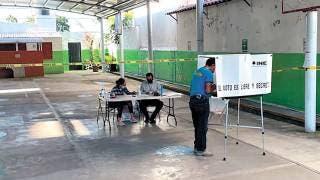 Tiene Morelos poca afluencia en la Consulta