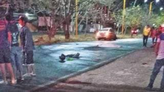 Muere mujer que viajaba en su moto en Morelos 2