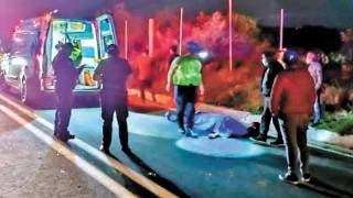 Deja accidente en moto un muerto en Tlayacapan 2