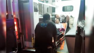 Fotonota: Atacan a chofer de transporte público de Oaxtepec 2