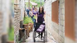 Lleva Natalia Rezende apoyos a familias de cuatro municipios 2