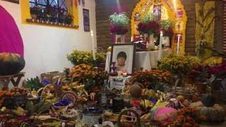 Así celebran esta noche las ofrendas nuevas en Ocotepec, Cuernavaca 2