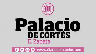 Palacio de Cortés: ESTÁ LISTO  2