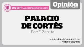 Palacio de Cortés: hacen malabares 2