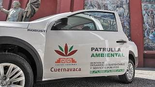 Anuario: Presentan las patrullas ecológicas en Morelos 2