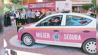 Opera la primera Policía de Género en Morelos 2