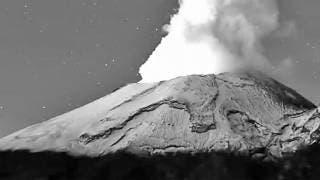 Piden no acercarse al Popocatépetl 2