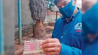 Monitorean cloración de agua en Cuernavaca Morelos 2