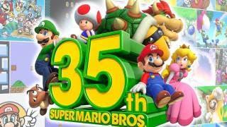 35 aniversario de Mario Bros, lleno de sorpresas 2
