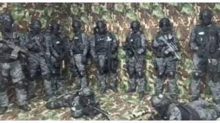 """VIDEO: Sicarios del CJNG anuncian """"limpia"""" pu..."""